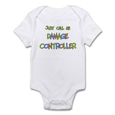 Damage Controller Infant Bodysuit