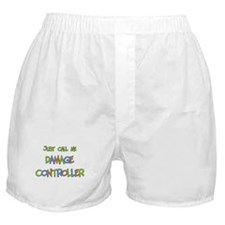 Damage Controller Boxer Shorts