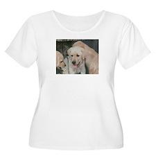 Cute Labrador 1 T-Shirt