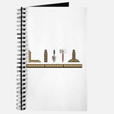 Masonic Working Tools No. 4 Journal