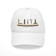 Masonic Working Tools No. 4 Baseball Cap