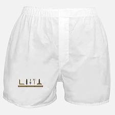 Masonic Working Tools No. 4 Boxer Shorts