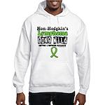 Non-Hodgkins Gone Wild Hooded Sweatshirt
