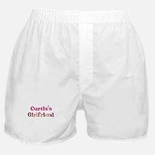 Curtis's Girlfriend Boxer Shorts