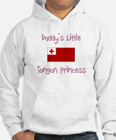 Daddy's little Tongan Princess Hoodie