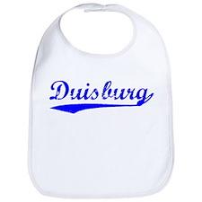 Vintage Duisburg (Blue) Bib