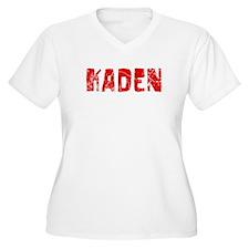 Kaden Faded (Red) T-Shirt