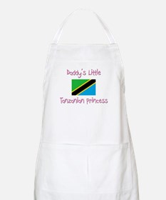 Daddy's little Tanzanian Princess BBQ Apron