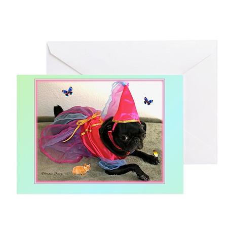 Happy Princess Birthday Greeting Card