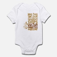 Doctor Faustus Infant Bodysuit