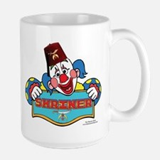 Proud Shriner Clown Mug
