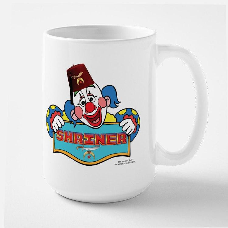 Proud Shriner Clown Mug