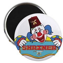 Proud Shriner Clown 2.25
