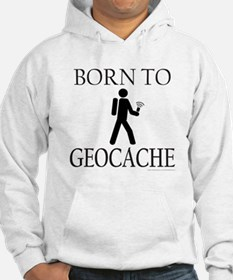 BORN TO GEOCACHE Hoodie