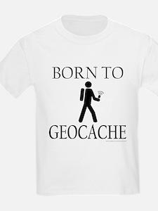 BORN TO GEOCACHE T-Shirt