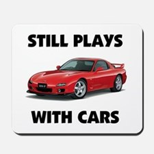 PLAYS WITH CARS Mousepad