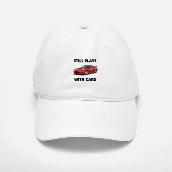 PLAYS WITH CARS Baseball Baseball Cap