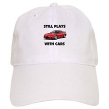 PLAYS WITH CARS Baseball Cap