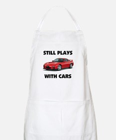 PLAYS WITH CARS BBQ Apron