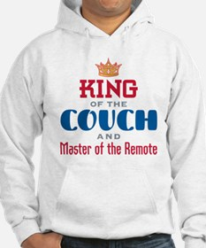 King of the Couch - Hoodie