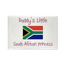 Daddy's little South African Princess Rectangle Ma