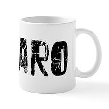 Lazaro Faded (Black) Mug