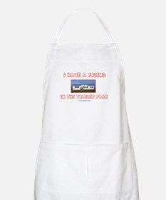 I have a Friend in the Traile BBQ Apron