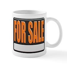 For Sale Sign Coffee Mug