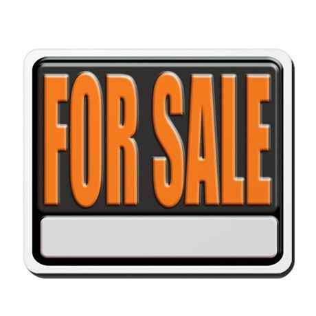 For Sale Sign Mousepad