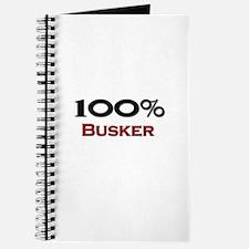 100 Percent Busker Journal