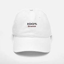 100 Percent Busker Baseball Baseball Cap