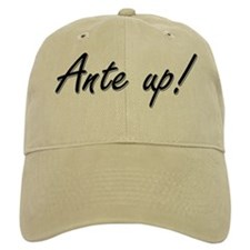 Ante Up! Baseball Cap