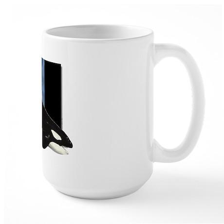 Orca Art Large Mug