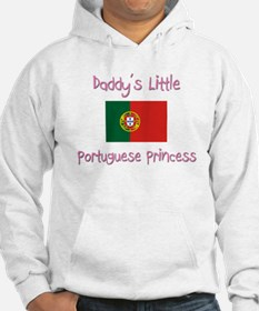 Daddy's little Portuguese Princess Jumper Hoody