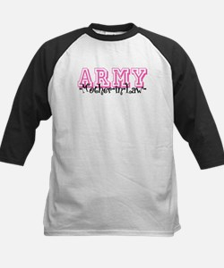 ARMY MotherNlaw- Jersey Style Tee