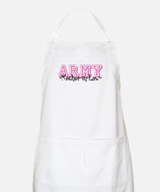 ARMY MotherNlaw- Jersey Style BBQ Apron