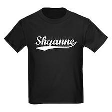 Vintage Shyanne (Silver) T