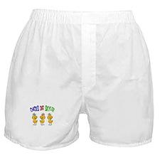 Chicks Dig Skyler Boxer Shorts