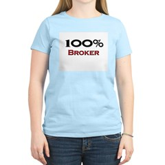 100 Percent Broker T-Shirt