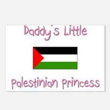 Daddy's little Palestinian Princess Postcards (Pac