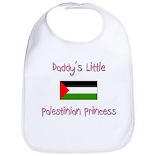 Daddy's little Palestinian Princess Bib