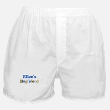 Ellen's Boyfriend Boxer Shorts