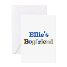Ellie's Boyfriend Greeting Card