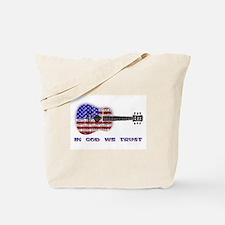 In God We Trust Tote Bag