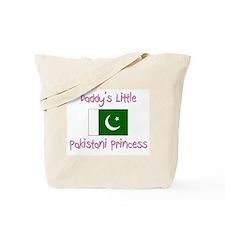 Daddy's little Pakistani Princess Tote Bag
