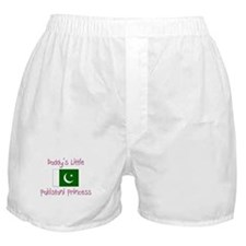 Daddy's little Pakistani Princess Boxer Shorts