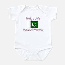 Daddy's little Pakistani Princess Infant Bodysuit