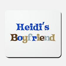 Heidi's Boyfriend Mousepad