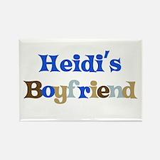 Heidi's Boyfriend Rectangle Magnet