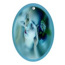 Dreamworld Oval Ornament